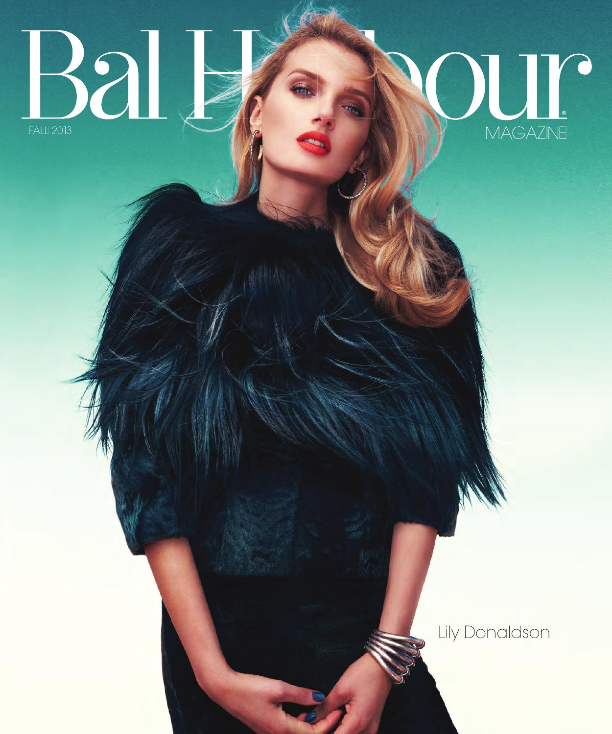 7a76e3566efd2 Bal Harbour Magazine - Fall 2013 by Bal Harbour Shops - issuu