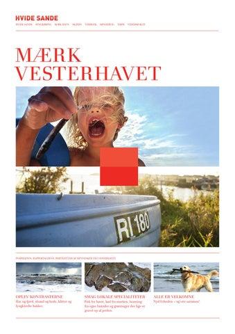 Maerk Vesterhavet By Destination Vesterhavet Issuu