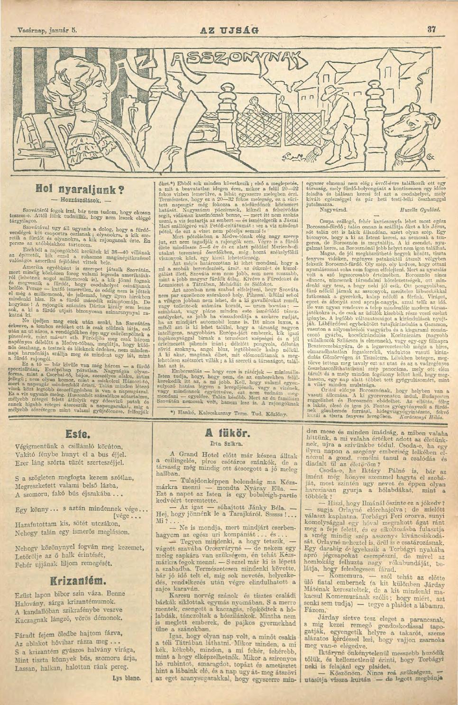 1667f7ba9b Az Asszonynak 1908/I. by Írónők a hálón - issuu