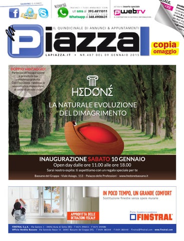 new product e0fe8 40b54 Online487 by la Piazza di Cavazzin Daniele - issuu