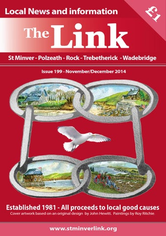 ac07db23a6 St Minver Link issue 199 November/December 2014 by Morwenna Vernon ...
