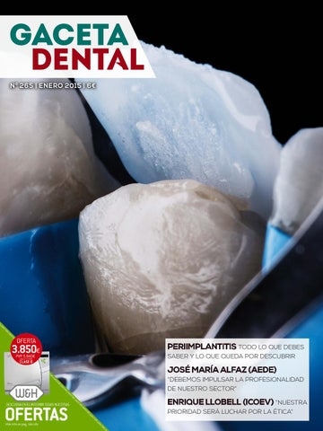 Gaceta dental 265 by peldao issuu page 1 fandeluxe Choice Image