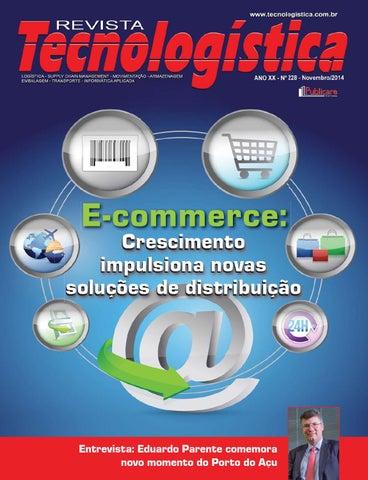 Revista Tecnologística - Ed. 228 novembro 2014 by Publicare - issuu e50d63bc50cde