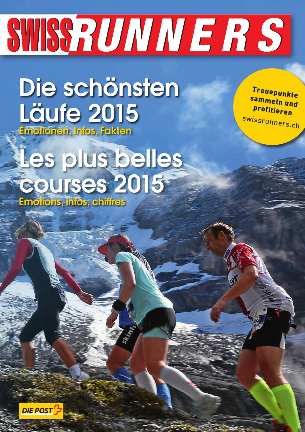 Swiss Runners 2015 by Swiss Runners issuu