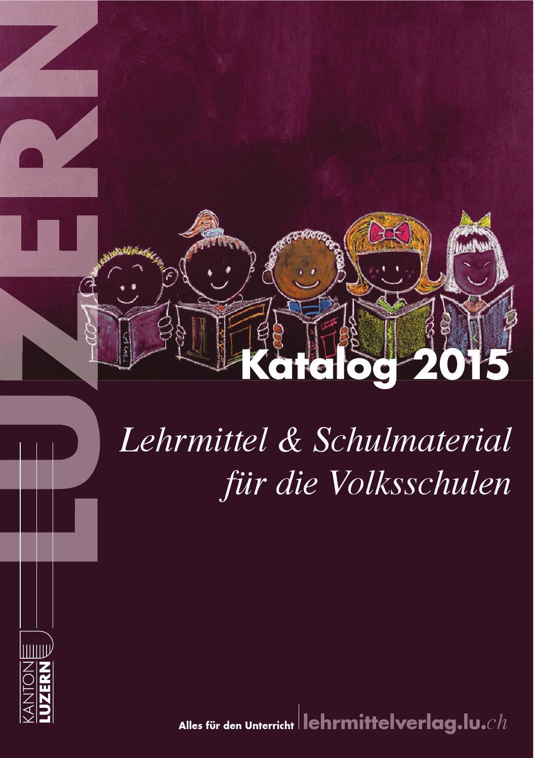 Lehrmittelverlag Katalog 2015 by Lehrmittelverlag Luzern - issuu