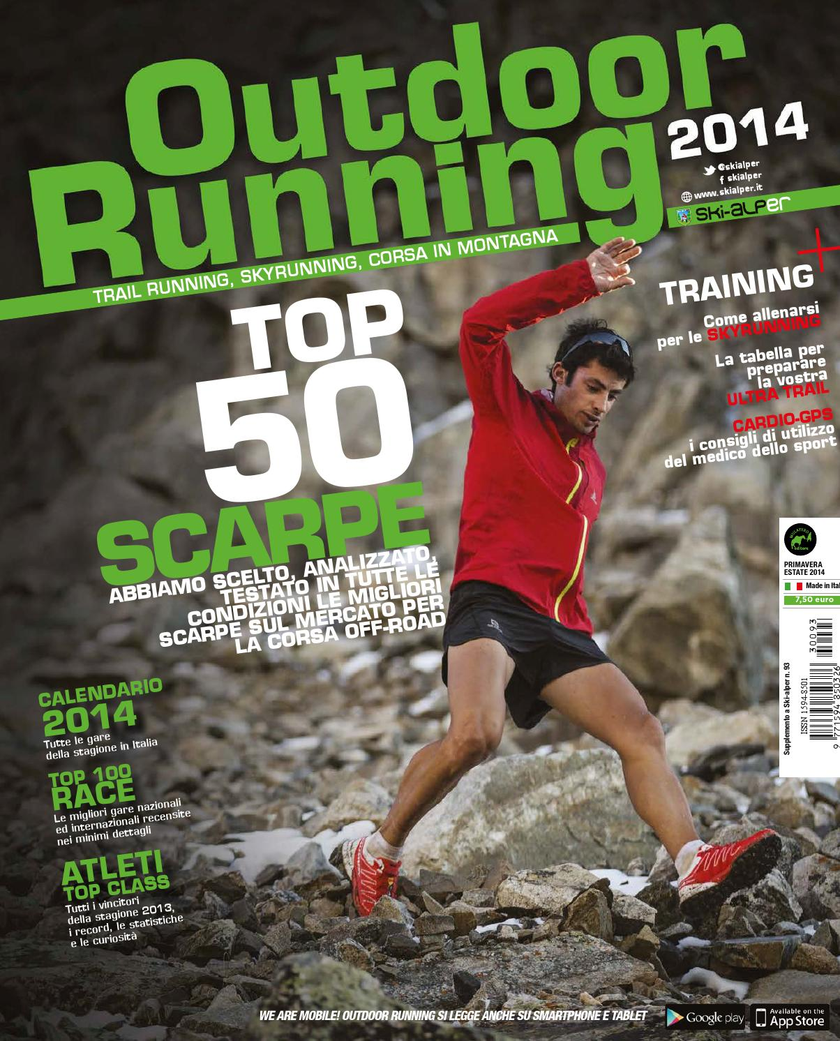 Outdoor Running 2014 by Mulatero Editore - issuu 3b8eb2ec5c1