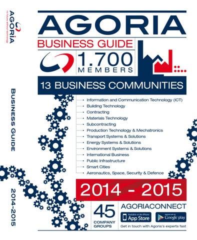 Business Guide 2014 2015 5301 Deel 1 By Elma Multimedia