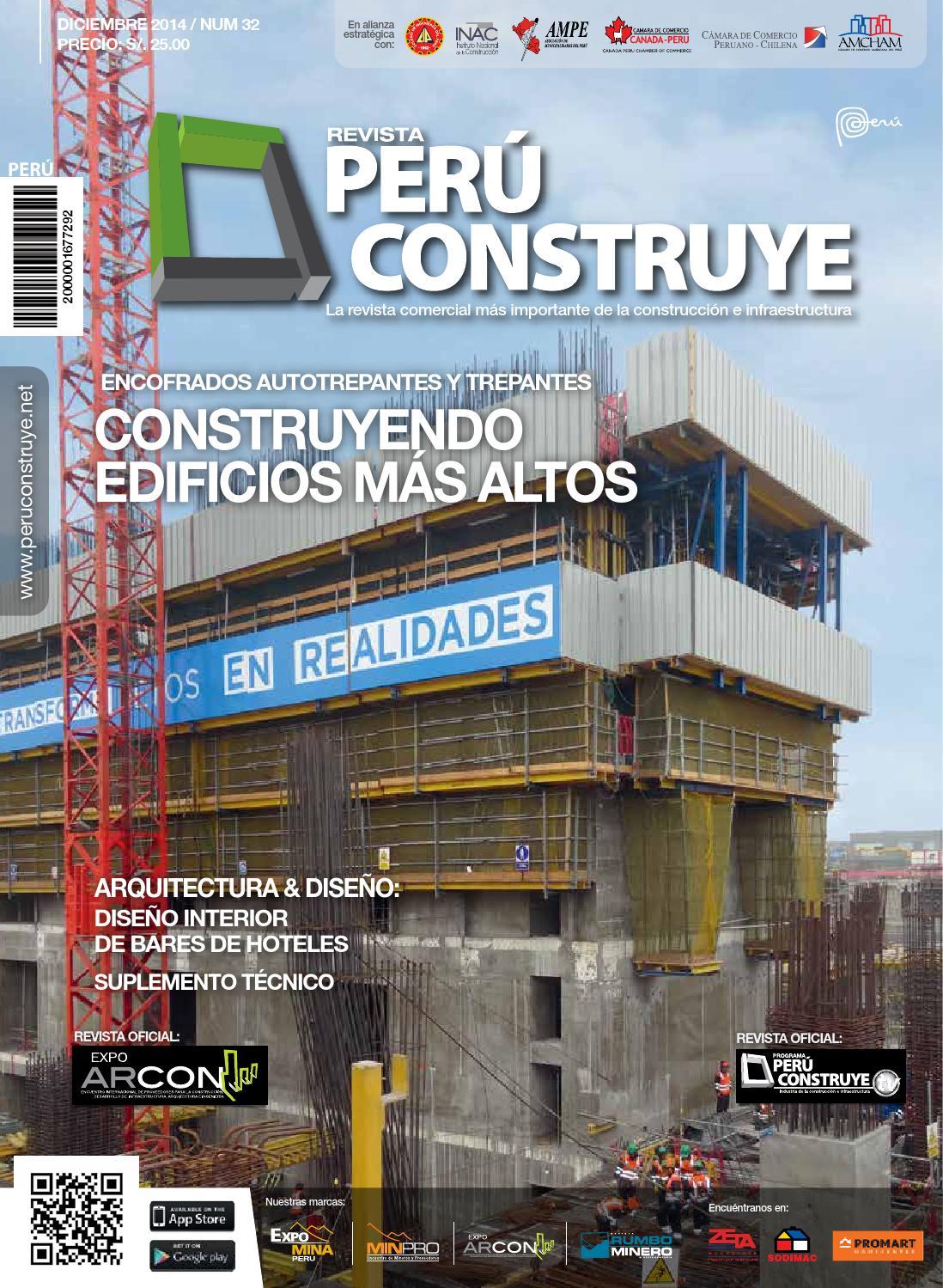 PERÚ CONSTRUYE ED. 32 by Grupo Digamma - issuu