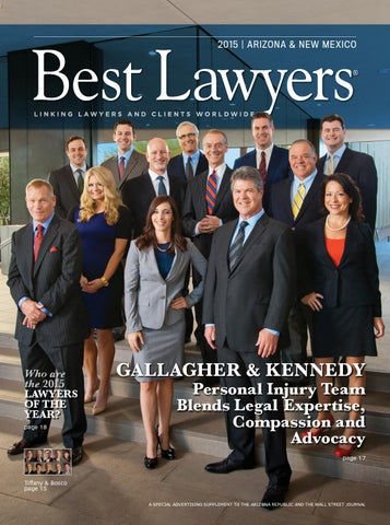Best Lawyers In Arizona Amp New Mexico 2015 By Best Lawyers
