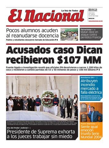 Impreso07 01 15 by Periodico El Nacional - issuu 9aa6bd21312