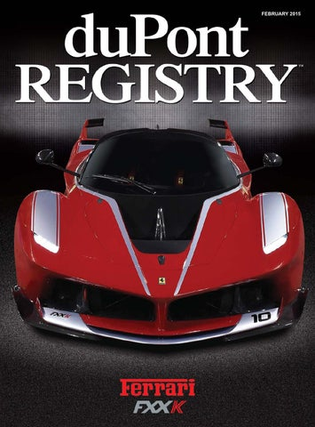 duPontREGISTRY Autos February 2015 by duPont REGISTRY - issuu