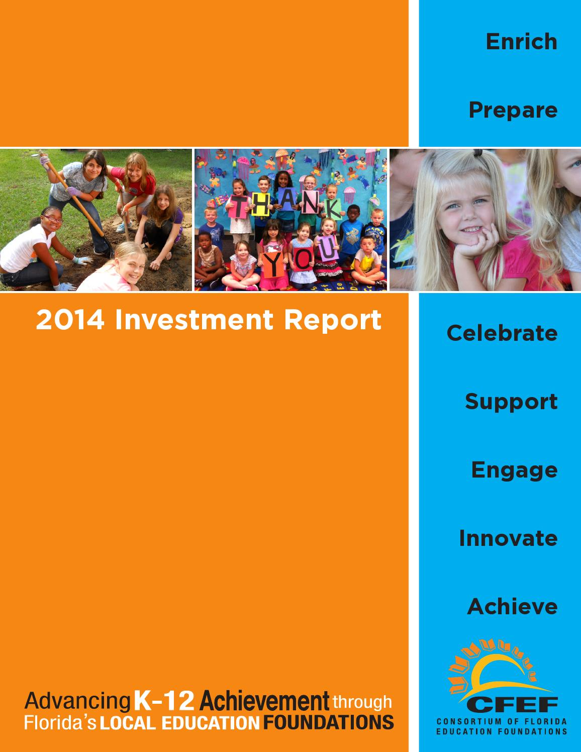 consortium of florida education foundations investment