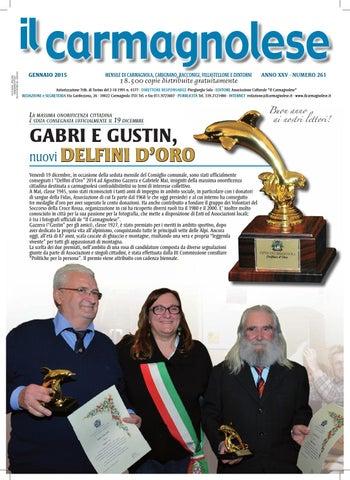 POSTE ITALIANE - SPEDIZIONE IN ABBONAMENTO POSTALE -70% AUT. DCB TORINO NR.  1 ANNO 2015 eaa74d154d5f
