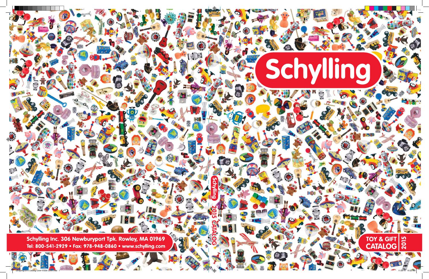 Schylling Catalogue (2015) by Vivian Shaw - issuu