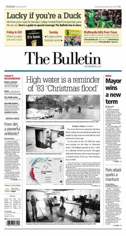 1d42953bf1e Bulletin Daily Paper 01-08-15 by Western Communications