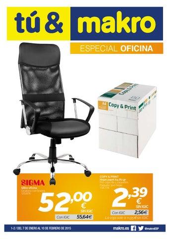 Makro espana ofertas especial oficina canarias 3 by losdescuentos ...