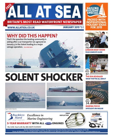 2a183173306 All At Sea January 2015 by All At Sea - issuu