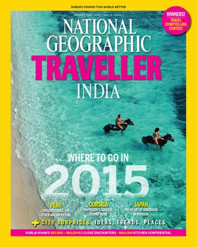 National Geographic Magazine August 2015 Pdf