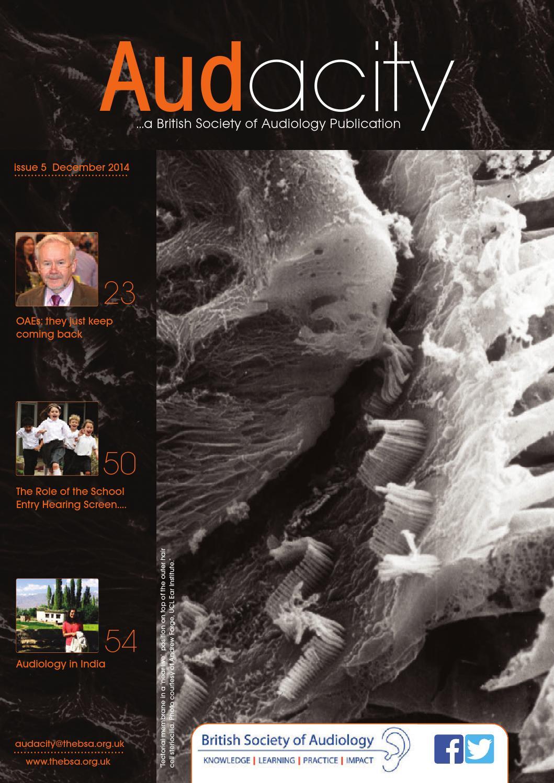 Audacity Issue 5 by Audacity magazine - issuu