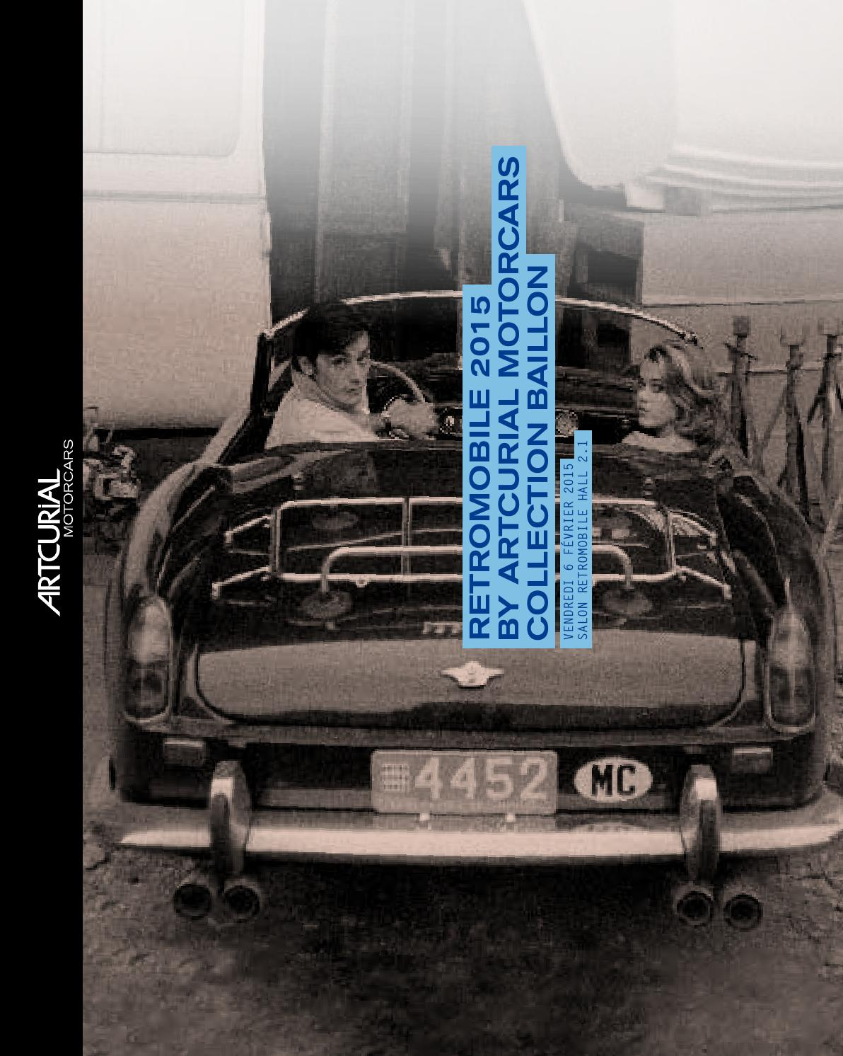 Rtromobile 2015 By Artcurial Motorcars Issuu A4carbbgif 68k Page 10 Enlarged Carburetor Diagram B
