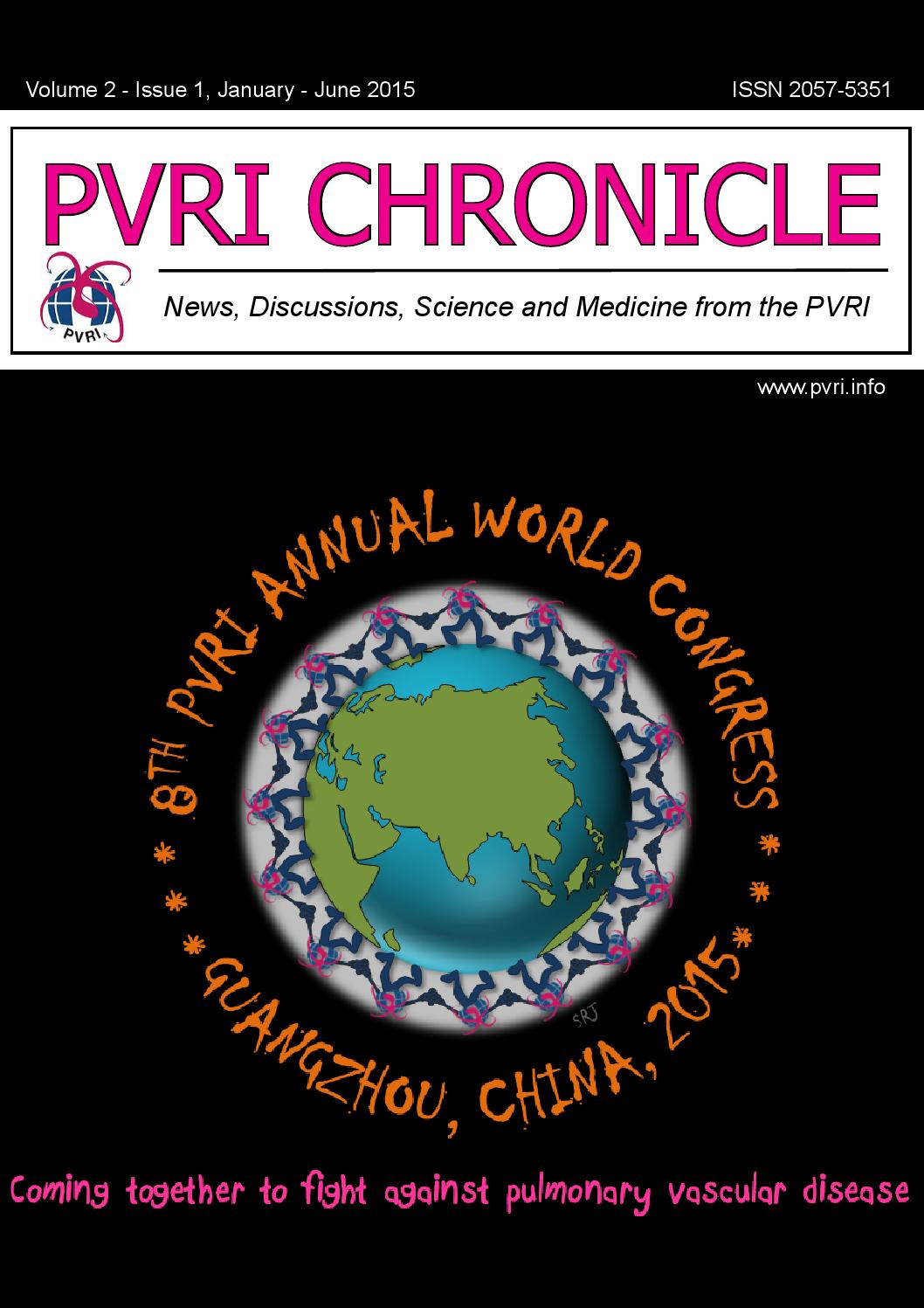 Hemnes Tv Kast.Pvri Chronicle Vol 2 Issue 1 By Pulmonary Vascular Research