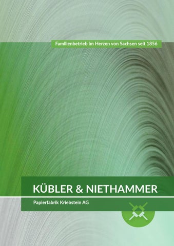 Kübler Und Niethammer imagebroschüre kübler & niethammermixxor - issuu