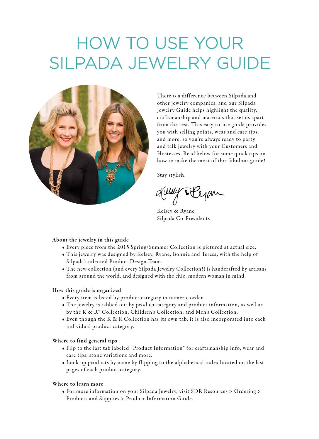 70ff64e543 2015 spring jewelry guide by Evalee Parker - issuu