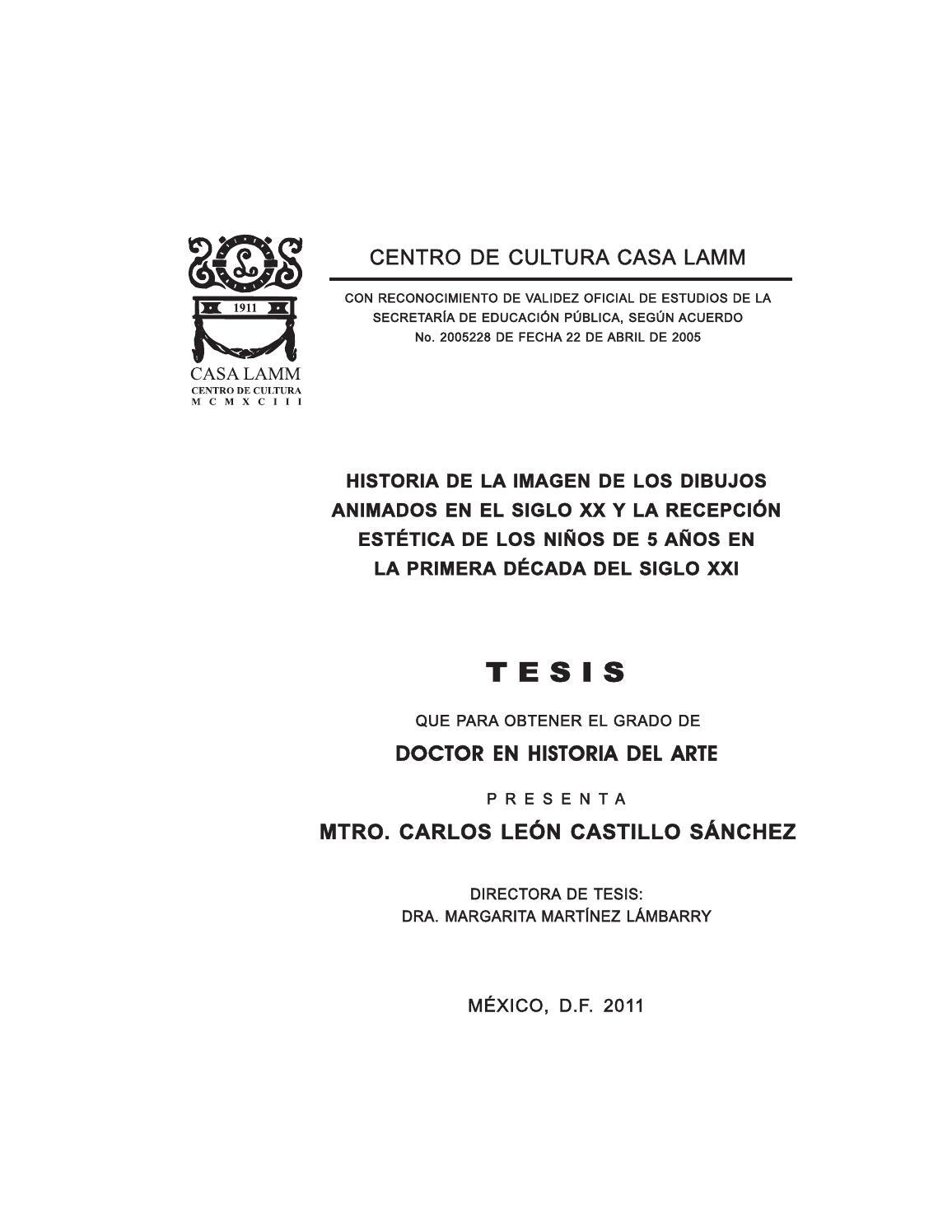Castillo sanchez carlos leon by viviqt - issuu