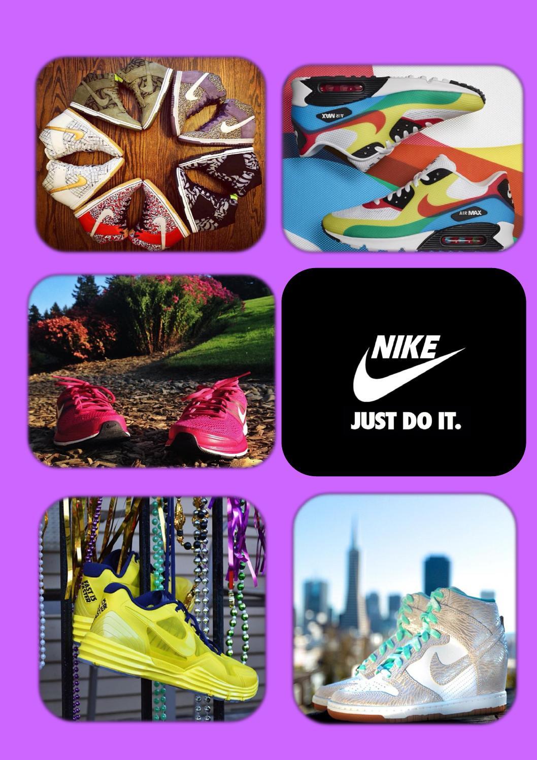 hermosa en color comprando ahora Cantidad limitada Nike. Responsabilidad Social Corporativa by Natalia Martin - issuu