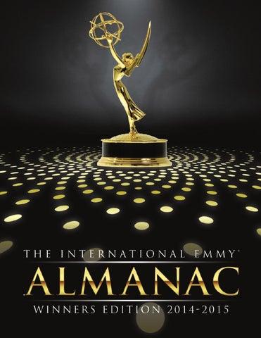 International Emmy Almanac Winners Edition 2014 2015 By World Screen