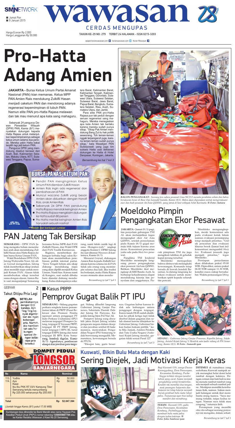Wawasan 09 Januari 2015 Produk Ukm Bumn Batik Lengan Panjang Parang Toko Ngremboko