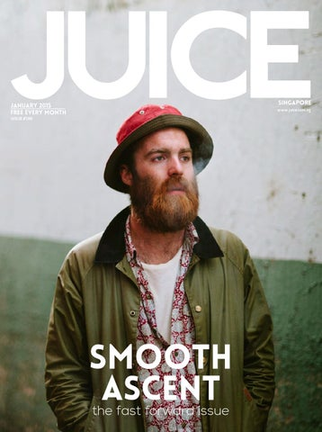 60fef2f68d6dc JUICE January 2015 - Chet Faker   Issue  196 by JUICE - issuu