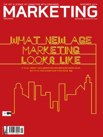 8e08f8f56b57 Marketing Magazine SG - Nov 2014 by Marketing Magazine Group - issuu