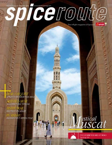 Spiceroute September 2013 by Maxposure Media Group Pvt Ltd - issuu