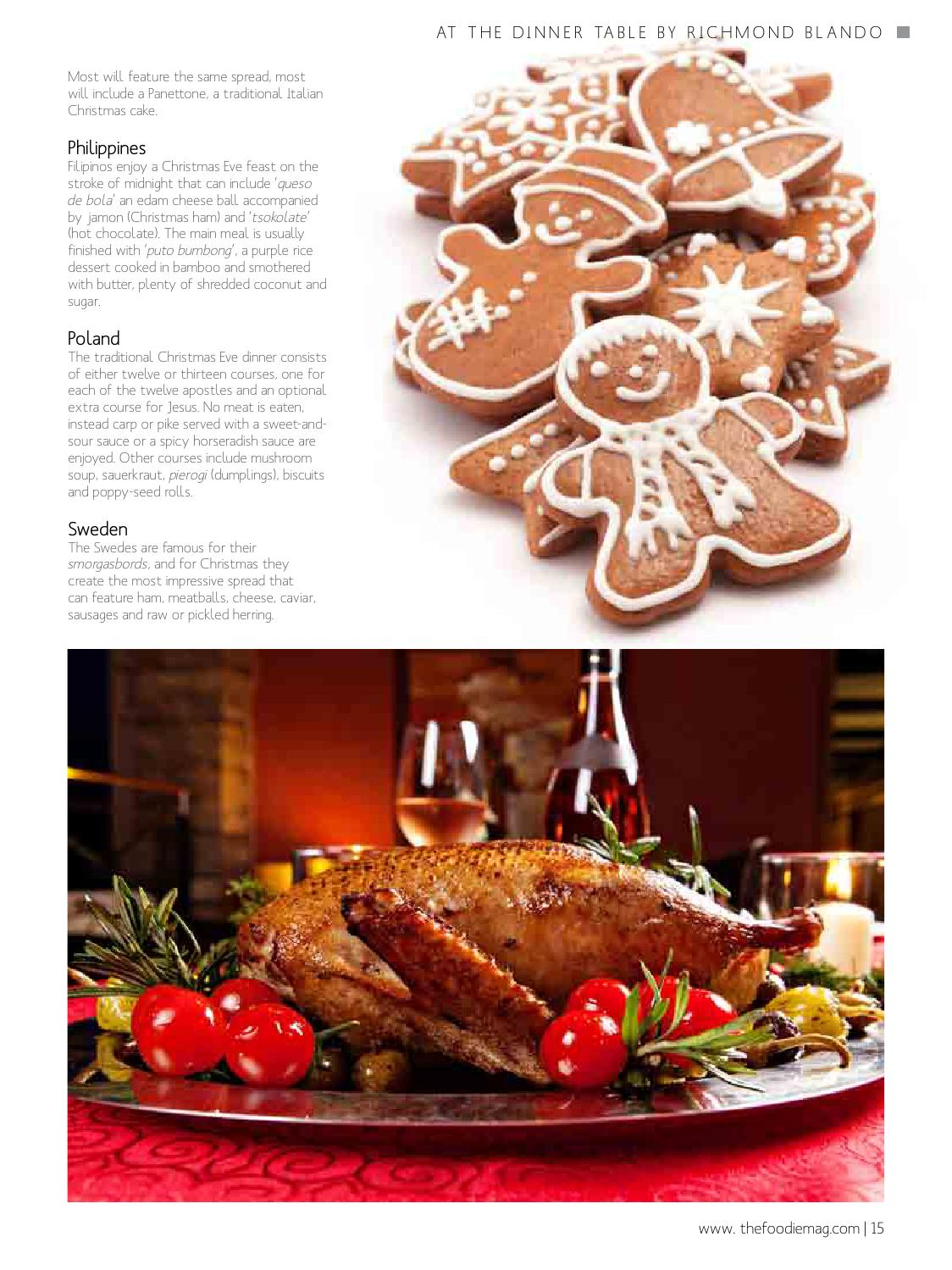 The Foodie Magazine - December 2014 by Bold Prints - issuu
