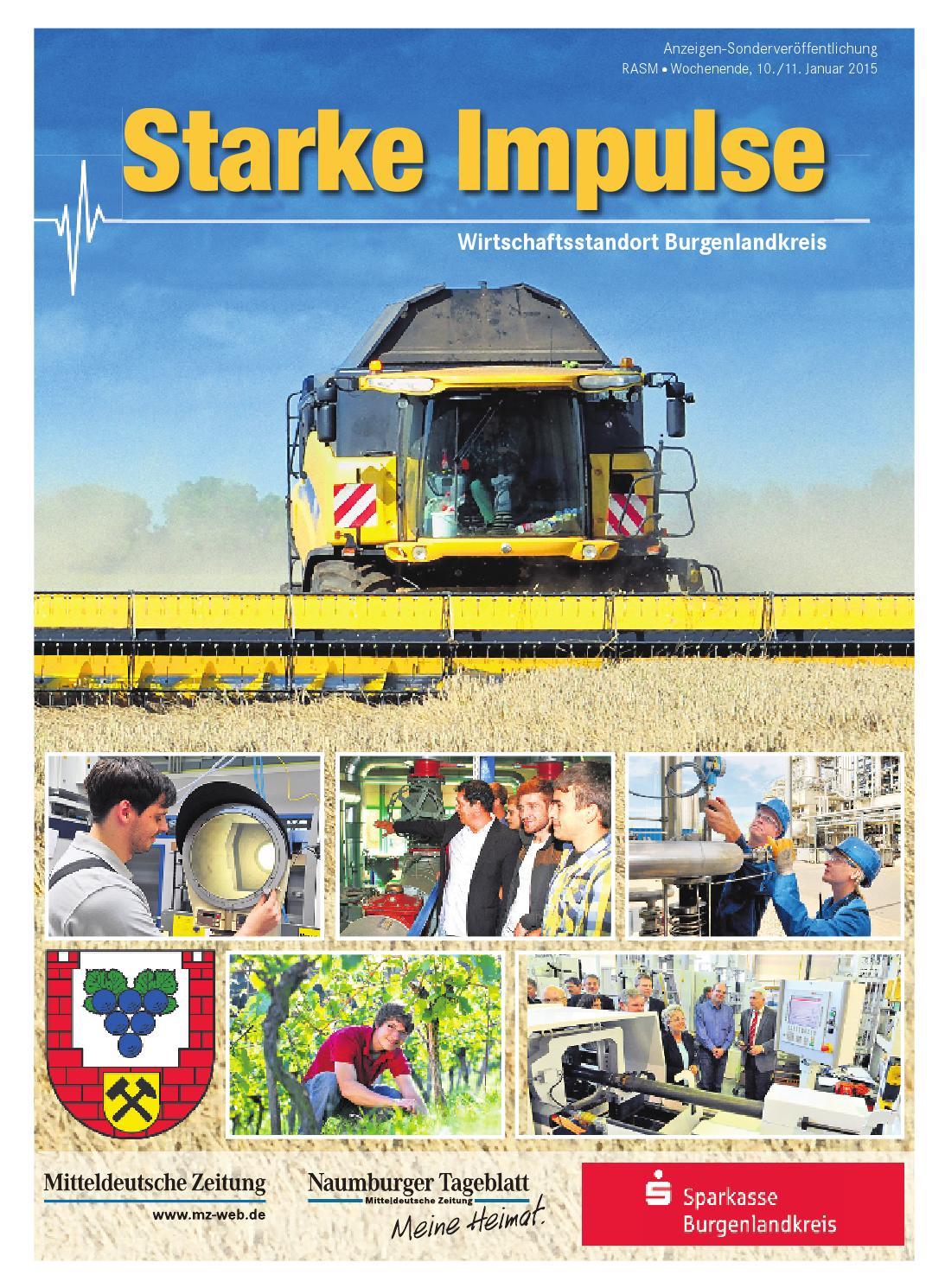 MZ-Sonderveröffentlichung Starke Impulse Januar 2015 by Mediengruppe ...