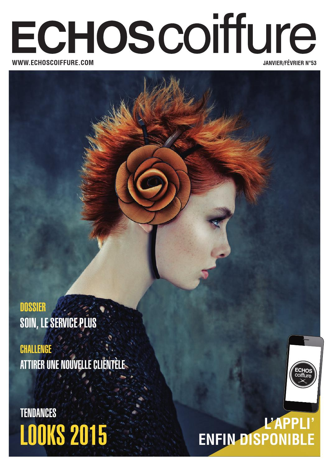Echos Coiffure France n°53 by Eurobest Products - issuu 927ece4caf18