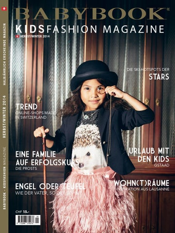 Babybook KidsFashion Magazine Herbst / Winter 2014 By BABYBOOK ...