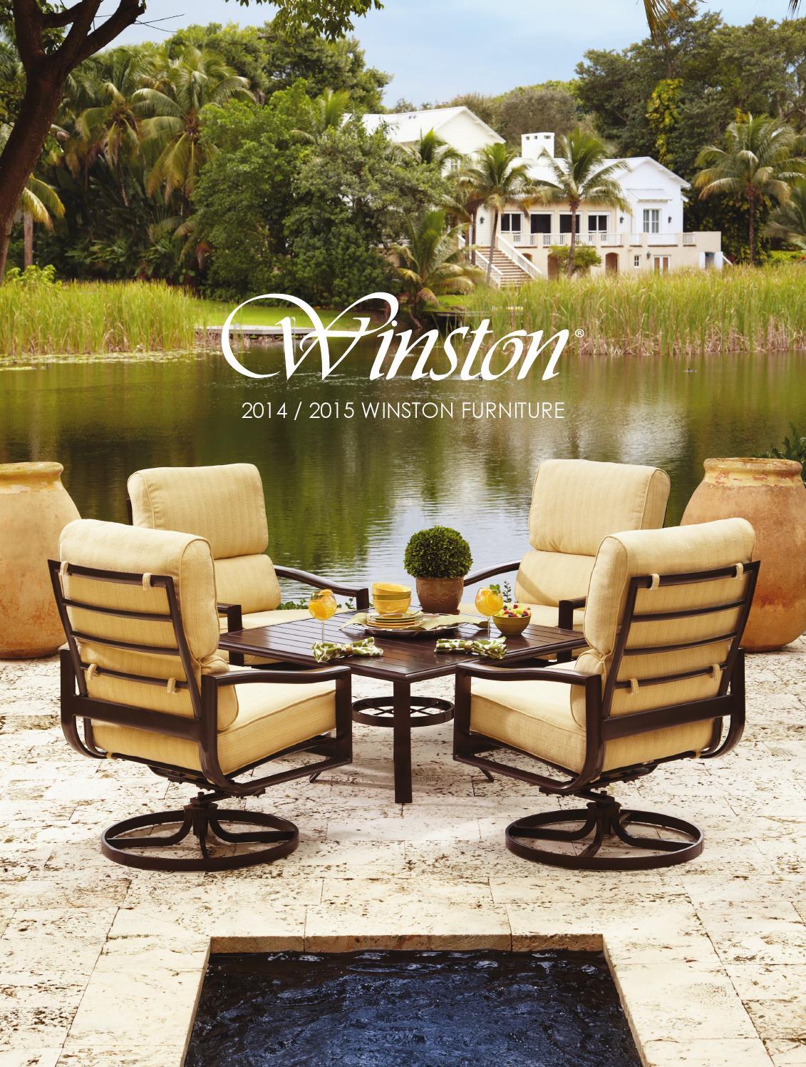 2017 Winston Furniture Catalog