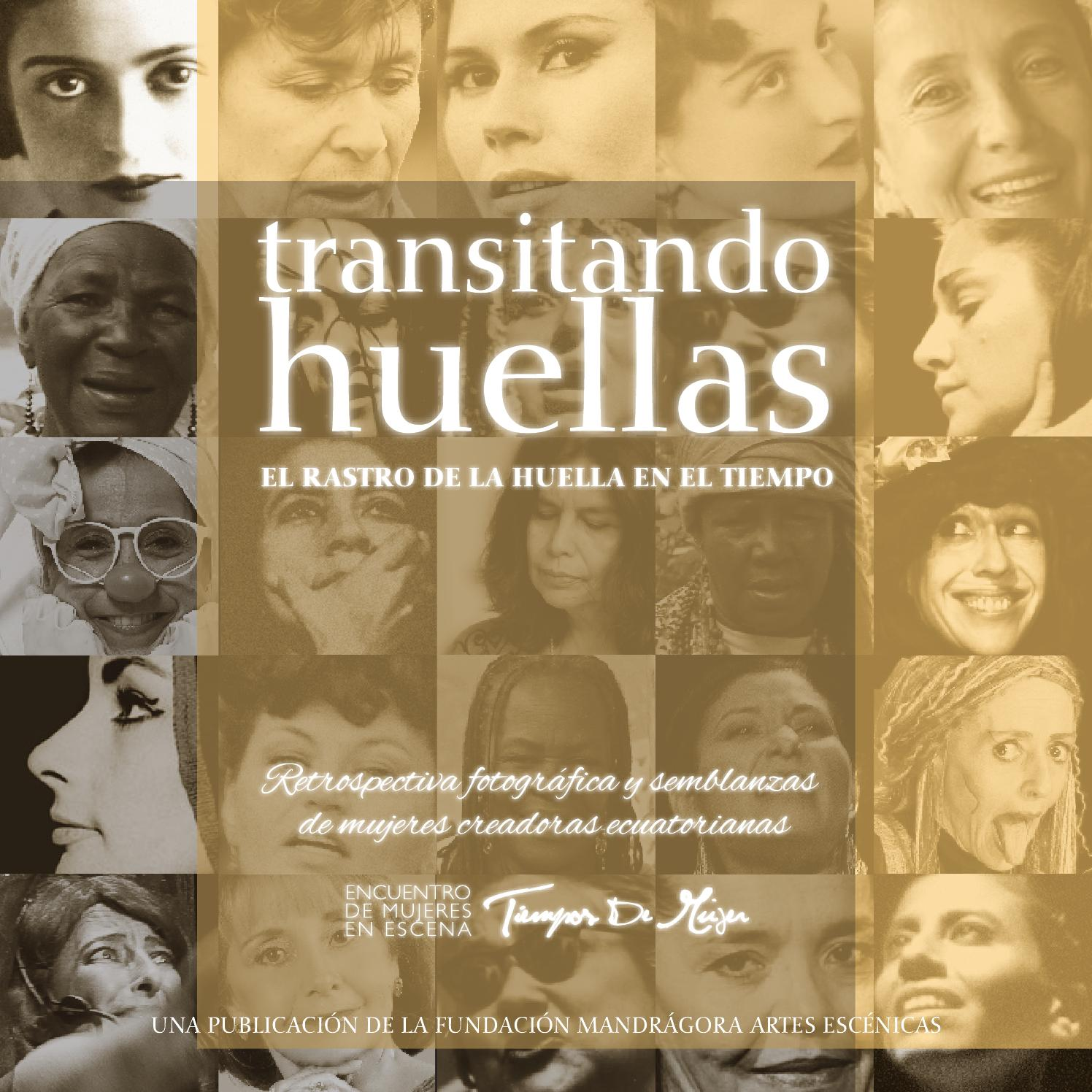 Transitando Huellas by Freddy Coello - issuu f73e3d20fbfaa