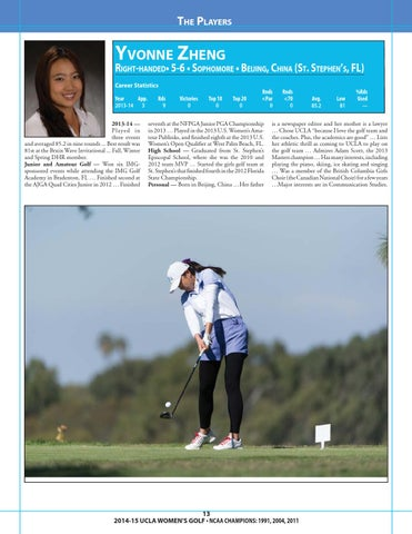 Remarkable, the female amateur golfer china speaking, opinion