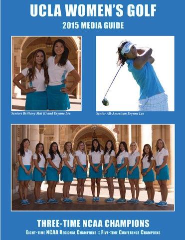 1dcadcf510bf29 2014-15 UCLA Women s Golf Media Guide by UCLA Athletics - issuu