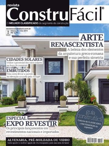 16cd3922bddd6 Revista ConstruFácil • Edição 01 by Editora Define - issuu
