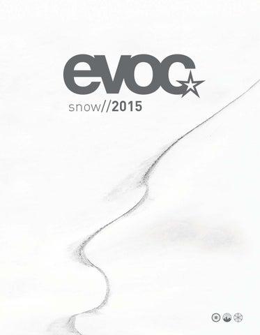 2cf78622ebb Evoc snow 2015 catalog by snowboardscatalog - issuu