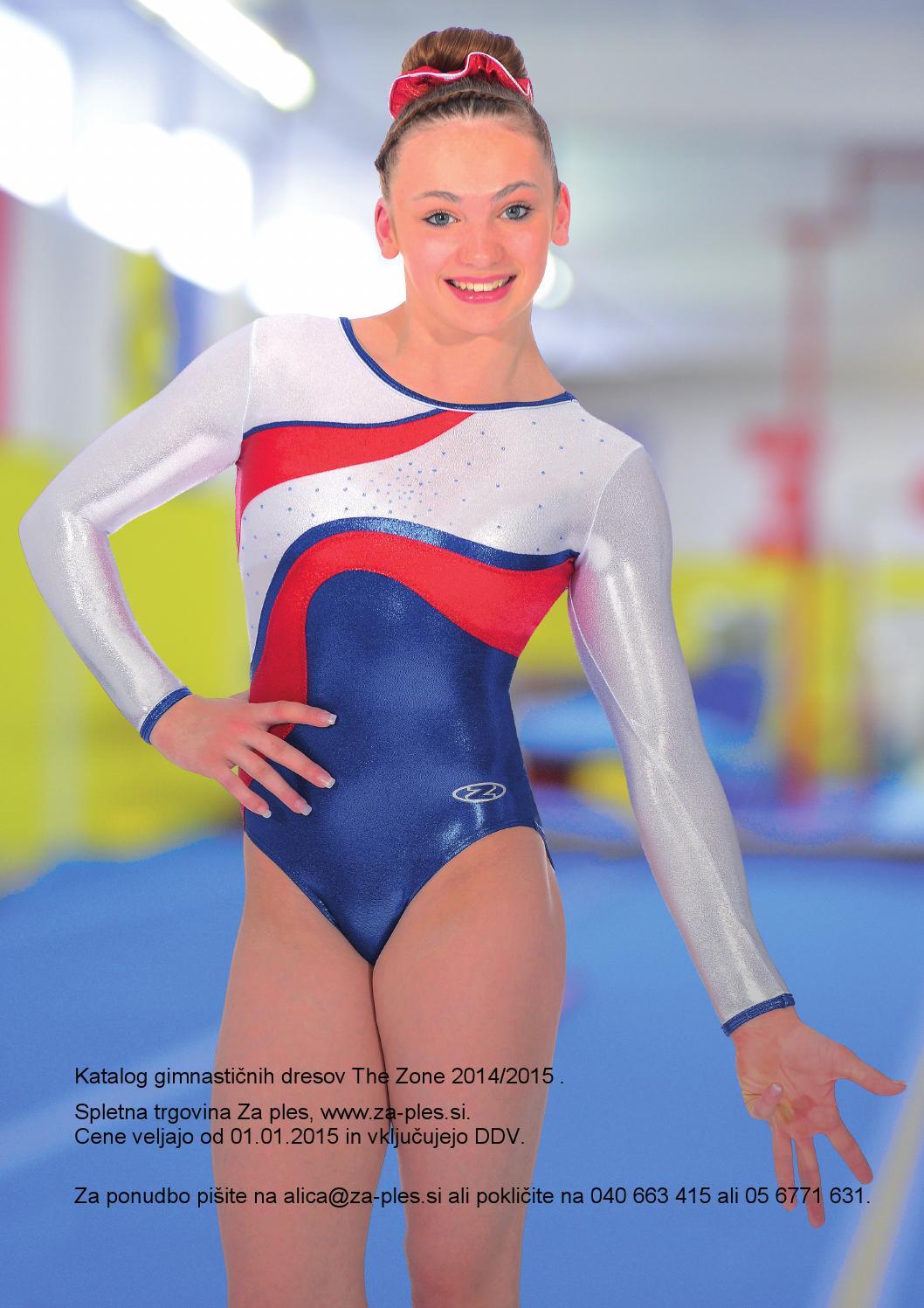 a4436e3f81cd Katalog gimnastika The zone 2014 2015 - dekleta by za-ples - issuu