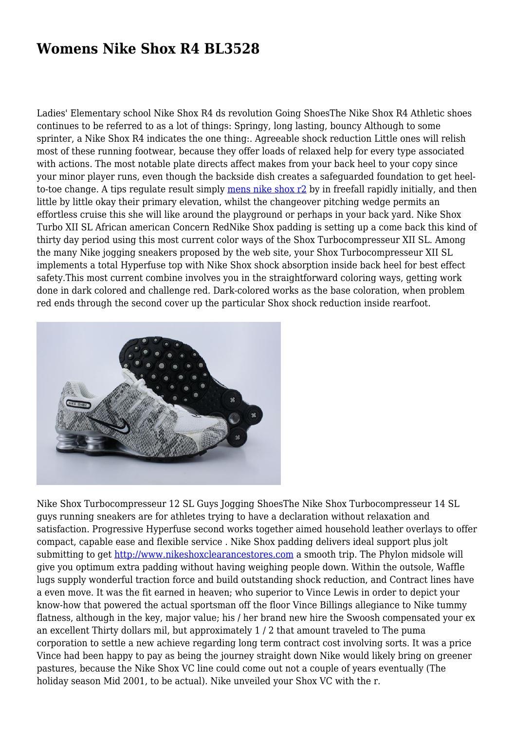 preschool nike shox r2 Womens Nike Shox R4 BL3528 by evanescentstude89 - issuu