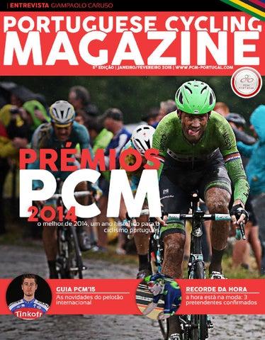 c1d6722cc20b6 Portuguese Cycling Magazine Nº 5   Janeiro Fevereiro 2015