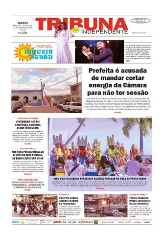 Edição número 2243 - 10 de janeiro de 2015 by Tribuna Hoje - issuu 3537d4bb673ea