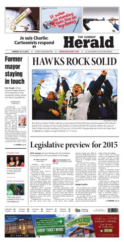 Everett daily herald january 11 2015 by sound publishing issuu page 1 fandeluxe Choice Image