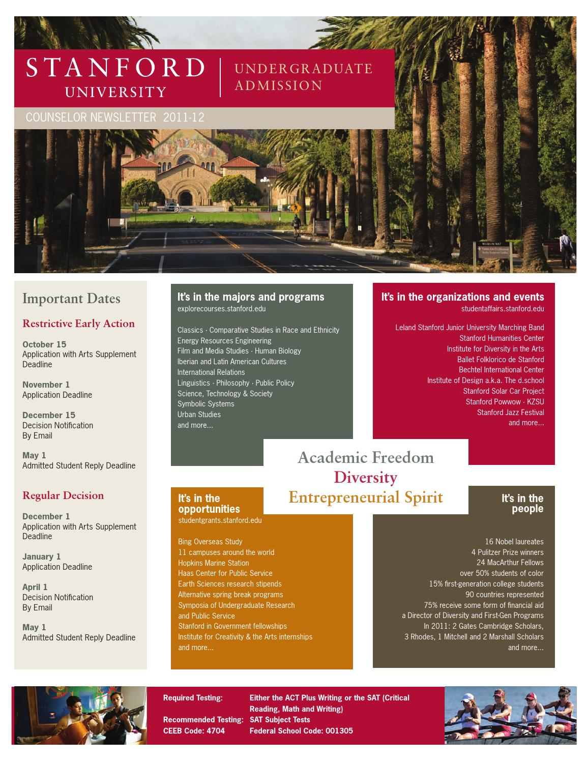 Counselor Newsletter 2011-2012